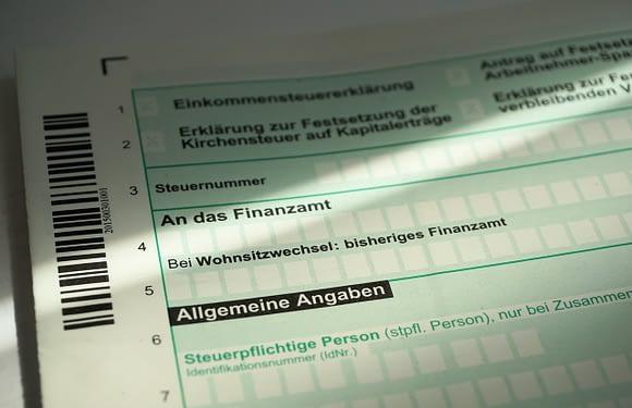 Steuererklärung Tipps für das Jahr 2020