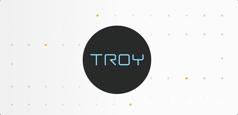 Kryptowährung Troy (TROY) kaufen